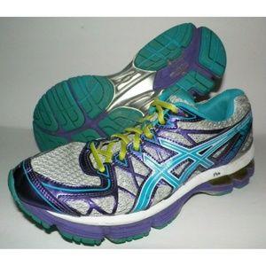 Girls 6 Asics Gel Kayano Running Shoes